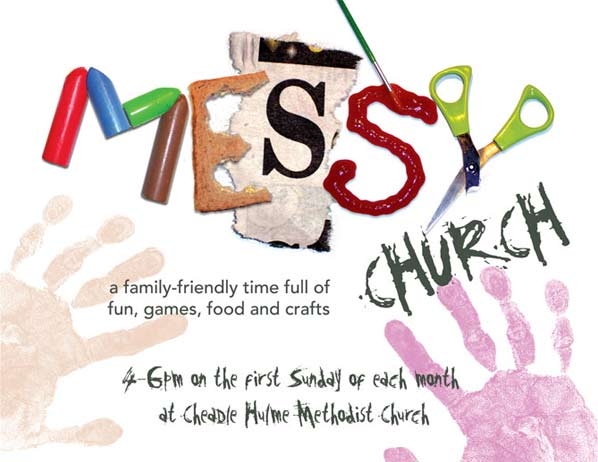 Cheadle Hulme Methodist Messy Church
